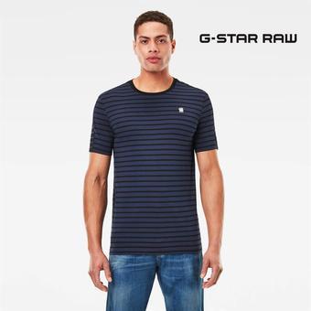 G-Star RAW reclame folder (geldig t/m 16-03)
