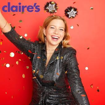Claire's Prospekt (bis einschl. 28-02)