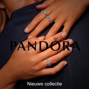 Pandora reclame folder (geldig t/m 28-02)