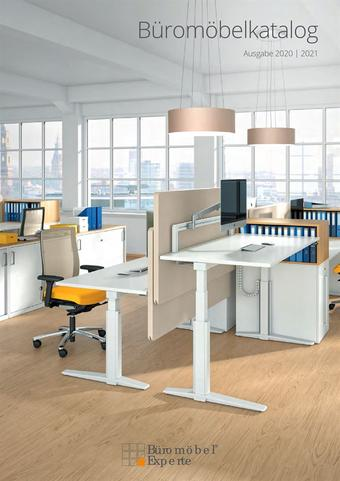Büromöbel Experte Prospekt (bis einschl. 31-01)