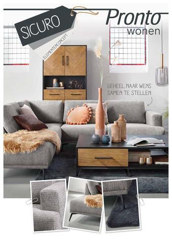 IN.HOUSE reclame folder (geldig t/m 31-01)