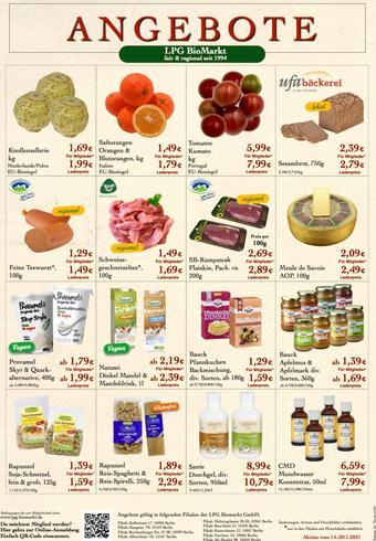 LPG Biomarkt Prospekt (bis einschl. 20-01)
