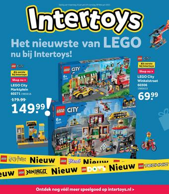 Intertoys reclame folder (geldig t/m 28-02)