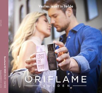 Oriflame reclame folder (geldig t/m 04-02)