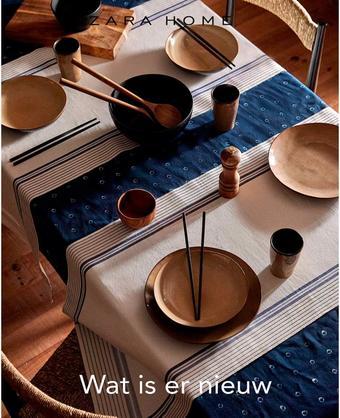 Zara Home reclame folder (geldig t/m 22-02)