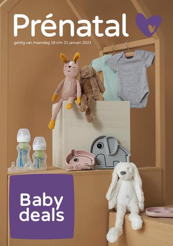 Prenatal reclame folder (geldig t/m 31-01)