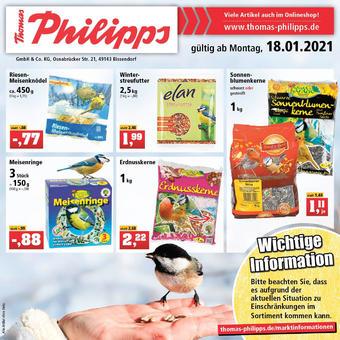 Thomas Philipps Prospekt (bis einschl. 23-01)