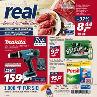 real reclame folder (geldig t/m 23-01)