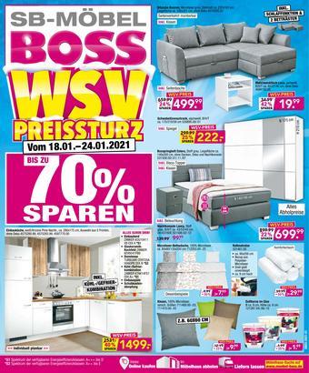 Möbel Boss Prospekt (bis einschl. 24-01)