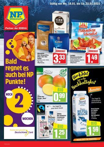NP Discount Prospekt (bis einschl. 23-01)