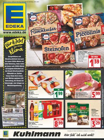 EDEKA Kuhlmann Prospekt (bis einschl. 23-01)