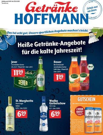 Getränke Hoffmann Prospekt (bis einschl. 23-01)