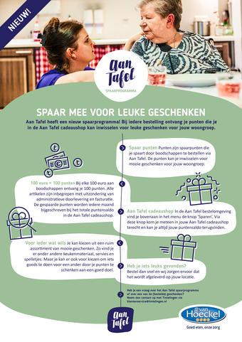 Van Hoeckel reclame folder (geldig t/m 31-01)