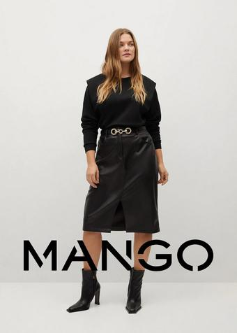 MANGO reclame folder (geldig t/m 01-02)