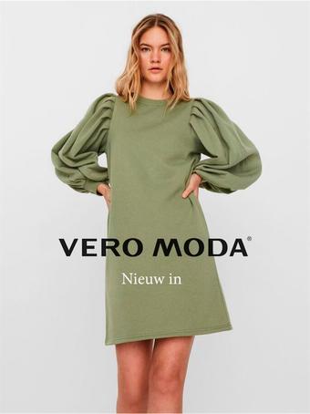Vero Moda reclame folder (geldig t/m 08-03)