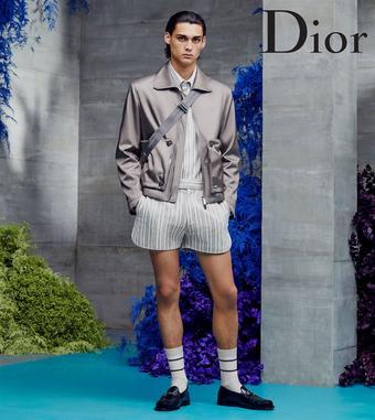 Dior reclame folder (geldig t/m 23-03)