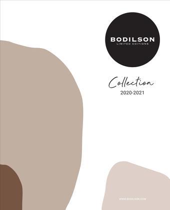 Bodilson reclame folder (geldig t/m 30-08)
