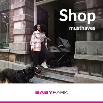 Babypark reclame folder (geldig t/m 15-02)