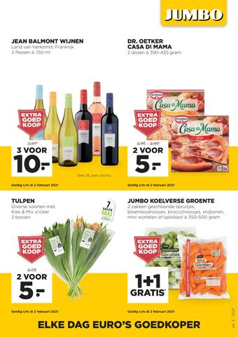 Agrimarkt reclame folder (geldig t/m 26-01)