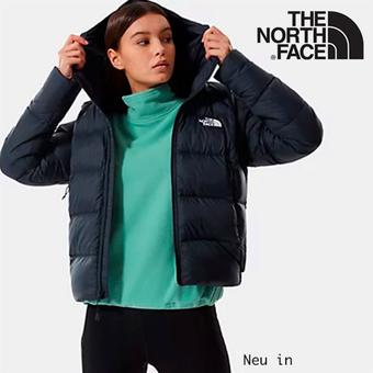The North Face Prospekt (bis einschl. 08-03)