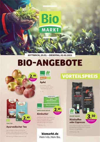 Biomarkt Prospekt (bis einschl. 02-02)
