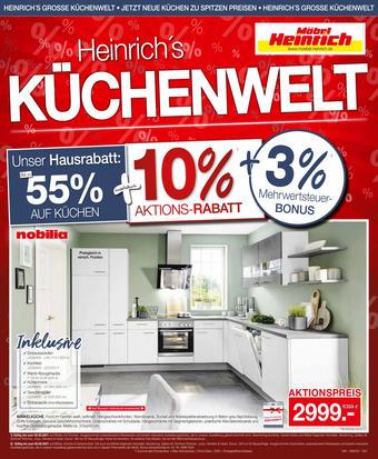 Möbel Heinrich Prospekt (bis einschl. 02-02)