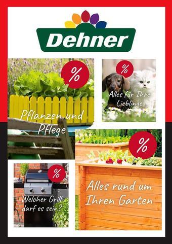 Dehner Prospekt (bis einschl. 31-01)