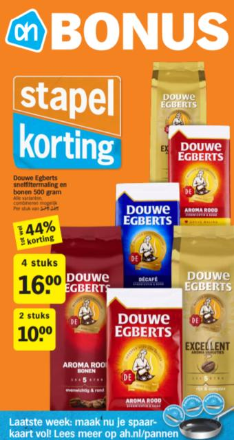 Albert Heijn reclame folder (geldig t/m 31-01)