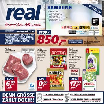 real reclame folder (geldig t/m 30-01)