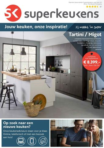 Superkeukens reclame folder (geldig t/m 31-01)