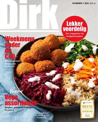 Dirk reclame folder (geldig t/m 28-02)