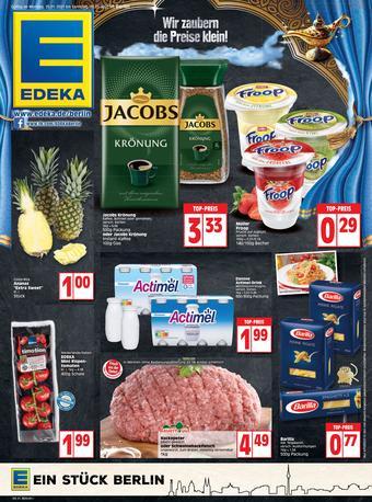 Edeka Frischemarkt Prospekt (bis einschl. 30-01)