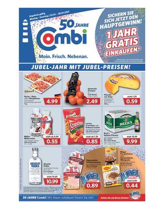 Combi Prospekt (bis einschl. 30-01)