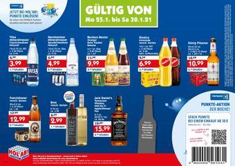 Hol'ab Getränkemarkt Prospekt (bis einschl. 30-01)