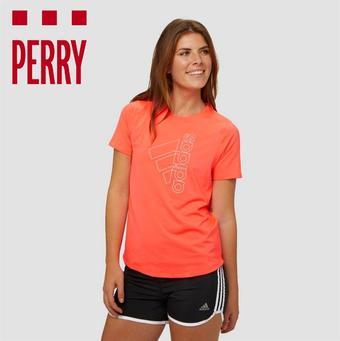 Perry Sport reclame folder (geldig t/m 28-02)