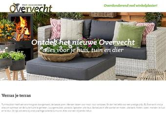 Tuincentrum Overvecht reclame folder (geldig t/m 31-01)