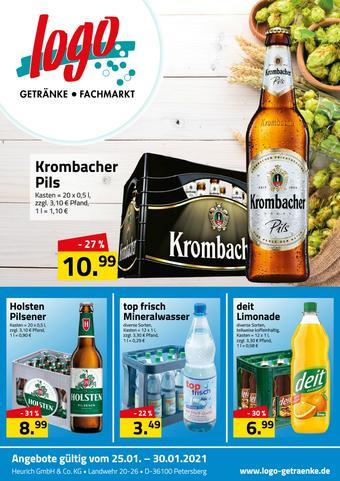 Logo Getränkemarkt Prospekt (bis einschl. 30-01)