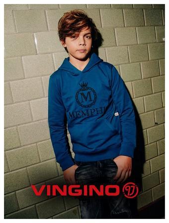 Vingino reclame folder (geldig t/m 08-03)