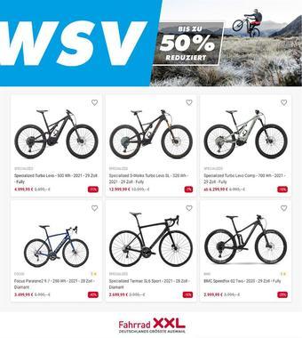Fahrrad XXL Prospekt (bis einschl. 31-01)