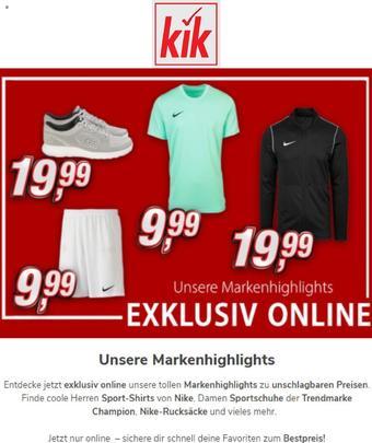 KiK Prospekt (bis einschl. 26-02)