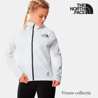 The North Face reclame folder (geldig t/m 08-03)