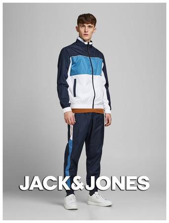 Jack & Jones reclame folder (geldig t/m 29-03)