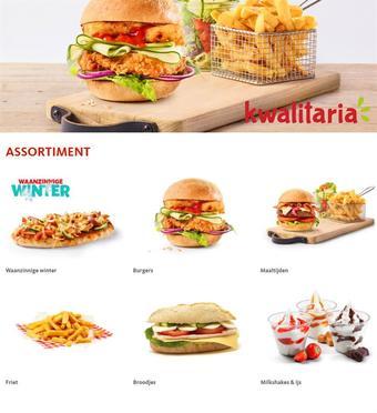 Kwalitaria reclame folder (geldig t/m 31-12)