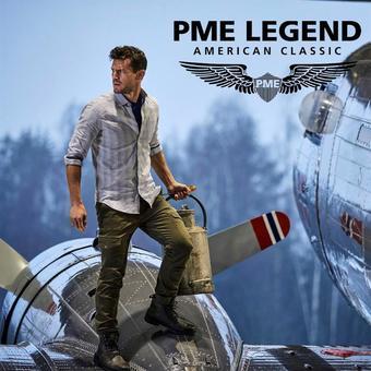 PME Legend reclame folder (geldig t/m 28-02)