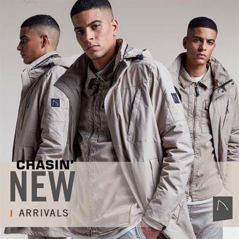 Chasin' reclame folder (geldig t/m 28-02)