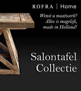 Rofra Home reclame folder (geldig t/m 28-02)