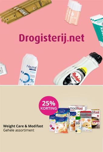 Drogisterij.net reclame folder (geldig t/m 28-02)