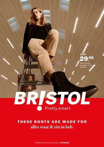 Bristol reclame folder (geldig t/m 28-02)