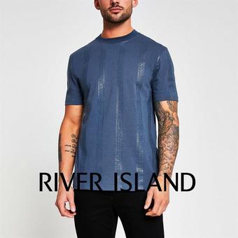 River Island reclame folder (geldig t/m 04-04)