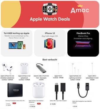 Amac reclame folder (geldig t/m 28-02)